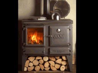 Топливо для дачных печей